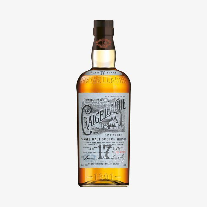 Craigellachie 17 Year Old Whisky Craigellachie