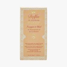 Chocolat au lait - Nougat et Miel & diamant de sel du Cachemire Dolfin