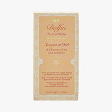 Milk chocolate - Nougat and Honey & Kashmiri diamond salt Dolfin
