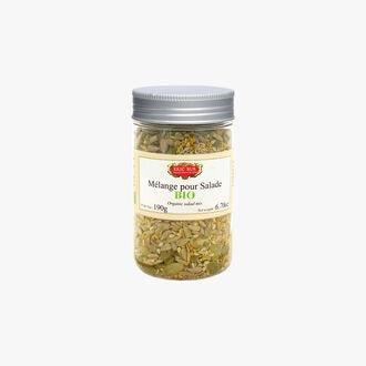 Mélange pour salade bio Eric Bur