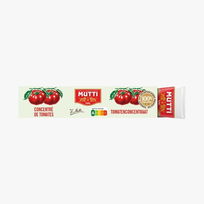 Double concentré de tomate Mutti
