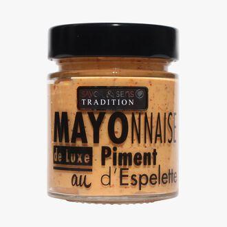 Mayonnaise with Espelette chili Savor & Sens