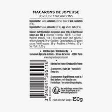 Macarons de Joyeuse La Grande Épicerie de Paris
