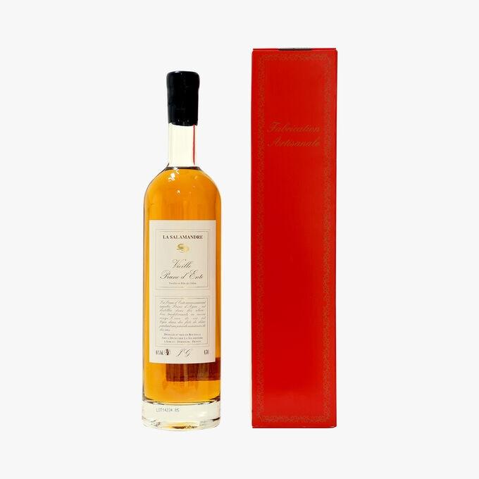 Eau-de-vie Vieille Prune d'Ente Distillerie La Salamandre