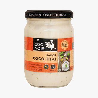 Thai coconut sauce Le Coq Noir