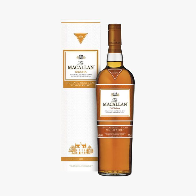 Whisky The Macallan Sienna The Macallan