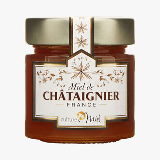 Chestnut honey Culture Miel