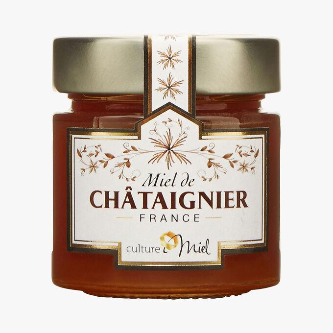 Chestnut honey Culture Miel