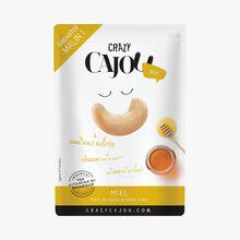 Noix de cajou grillées à sec au miel Crazy Cajou
