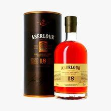 Whisky Aberlour, 18 ans d'âge Aberlour