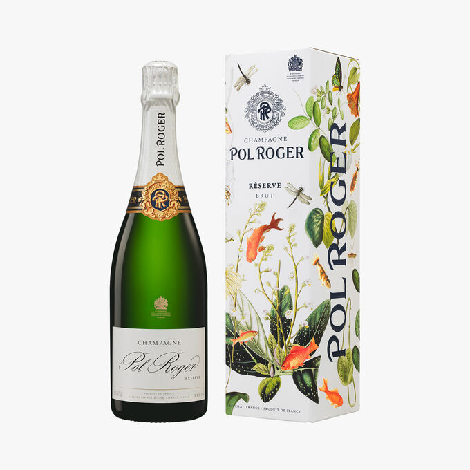 Champagne Pol Roger Brut Réserve Pol Roger