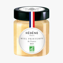 Miel printemps de France bio Hédène