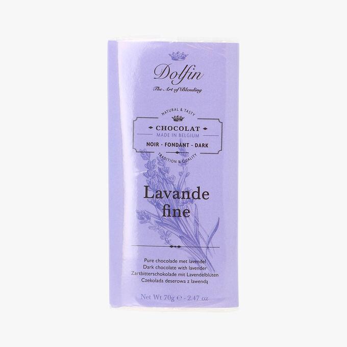 Chocolat noir - Lavande fine Dolfin