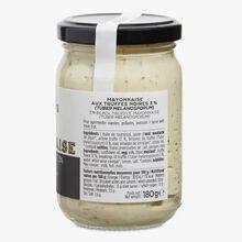 Black truffle mayonnaise 3 % La Grande Épicerie de Paris