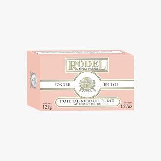 Foie de morue fumé Rödel