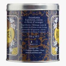 Anastasia metal tin Kusmi Tea