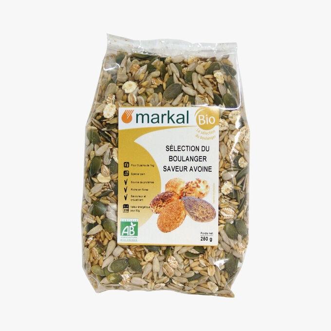 Sélection du boulanger saveur avoine Markal
