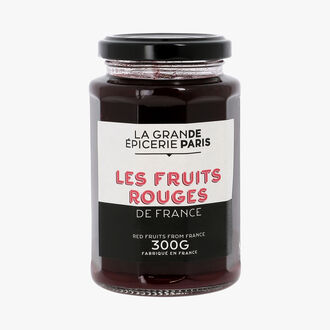 Les fruits rouges de France La Grande Épicerie de Paris