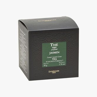 Jasmine Green Tea - Box of 25 teabags Dammann Frères