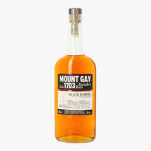 Mount Gay Black Barrel Barbade Rum Mount Gay
