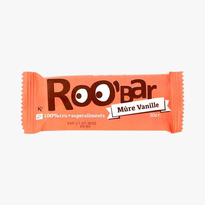 Roo'bar mûre vanille Roobar