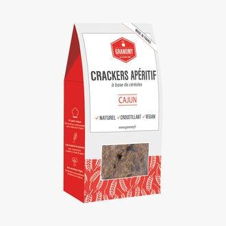 Crackers apéritif Cajun Granomy