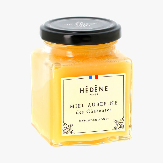Miel d'aubépine des Charentes Hédène