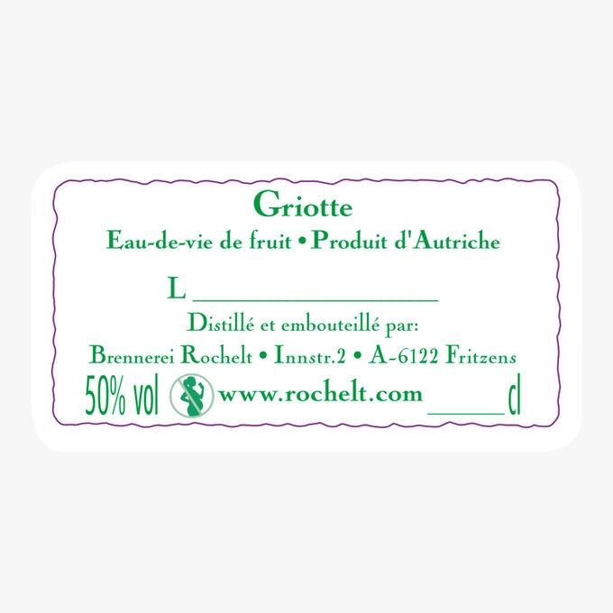 Eau-de-vie Griotte 2005 Rochelt