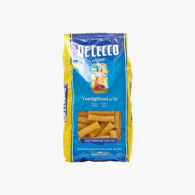 Tortiglioni Pasta N° 23 De Cecco