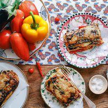 Italian style gratin Recipe from La Grande Epicerie de Paris