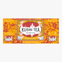 AquaExotica, box of 20 tea bags Kusmi Tea