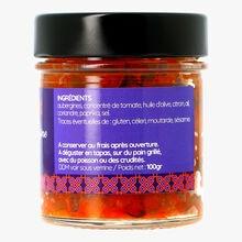 Zaalouk, caviar d'aubergines Bidaian