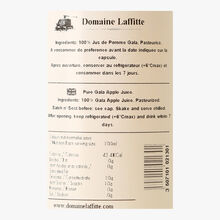 Pure Gala apple juice Domaine Laffitte
