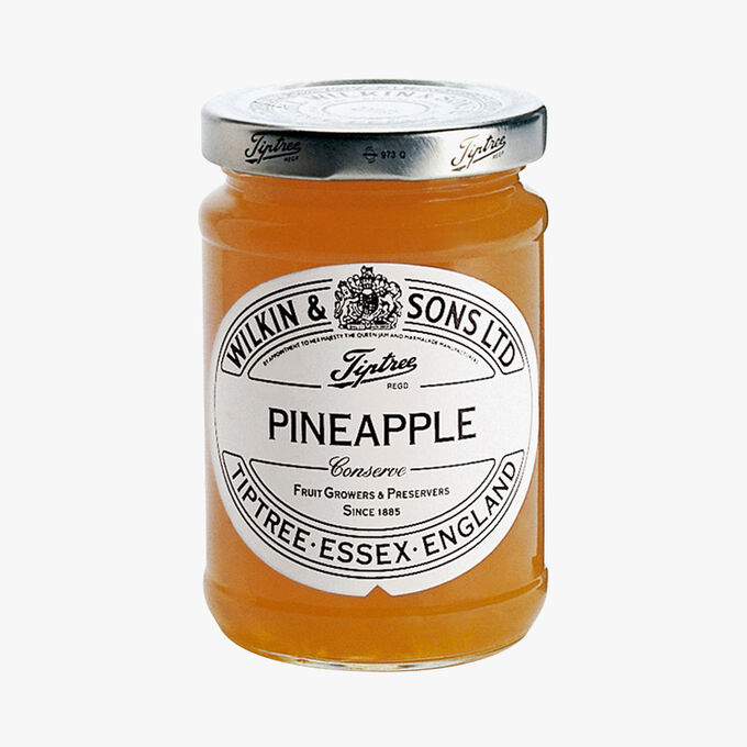 Confiture extra d'ananas Wilkin & Sons