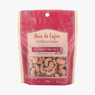 Noix de cajou grillées et salées Albert Ménès