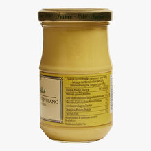 Dijon mustard with white wine Fallot