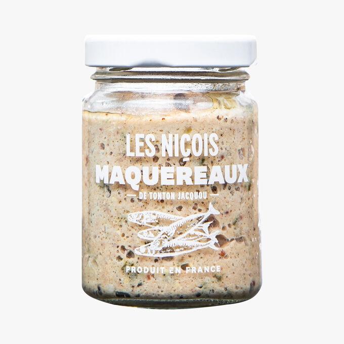 Maquereaux de Tonton Jacquou Les Niçois