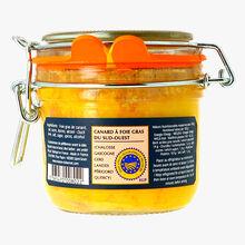 Coffret de foie gras de canard entier du sud-ouest Maison Dubernet