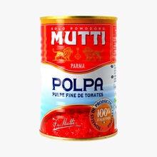 Pulpe fine de tomates Mutti