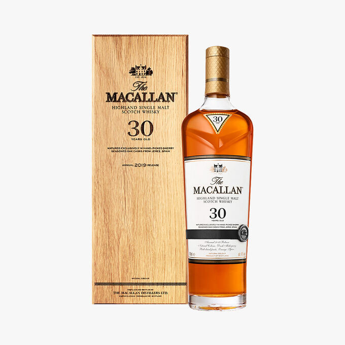 Whisky The Macallan, 30 years, Sherry Cask The Macallan