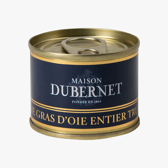 Whole goose foie gras from South West France   Maison Dubernet
