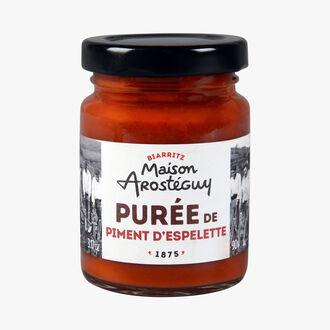 Purée de piment d'Espelette Maison Arosteguy