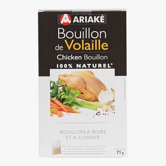Chicken broth Ariaké