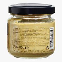 Moutarde à la truffe d'été Artisan de la truffe