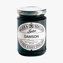 Confiture extra de prune de Damas Wilkin & Sons