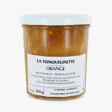 Orange marmalade La Trinquelinette
