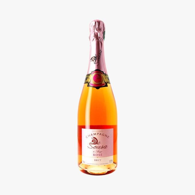 Champagne de Sousa Brut Rosé Champagne De Sousa Des Signes de Montgueux