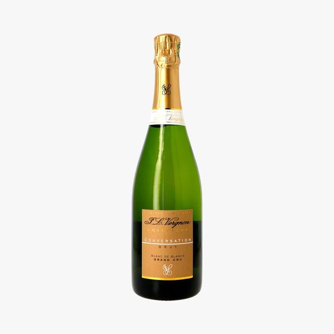 Champagne Vergnon Conversation Brut Champagne J.L. Vergnon
