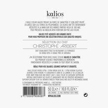 Huile d'olive vierge extra 01, sélection du Chef Aribert Kalios
