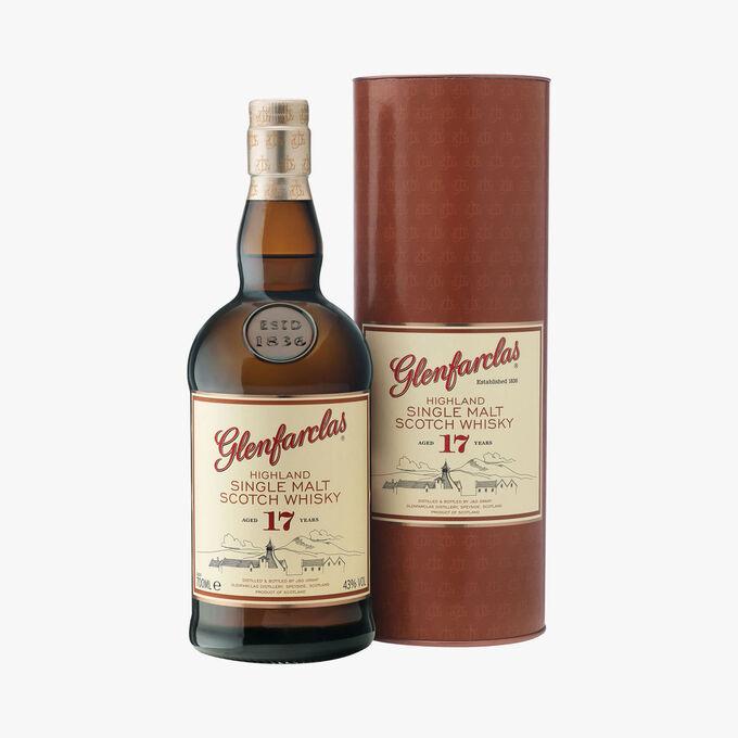 Whisky Glenfarclas 17 ans Glenfarclas
